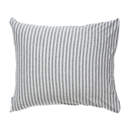 Marbäck - Pillow  - Grey Stripe