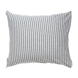 Marbäck - Pillowcase - Grey Stripe