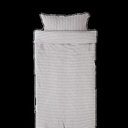 Marbäck - Påslakan 70x80 - Rosa rand