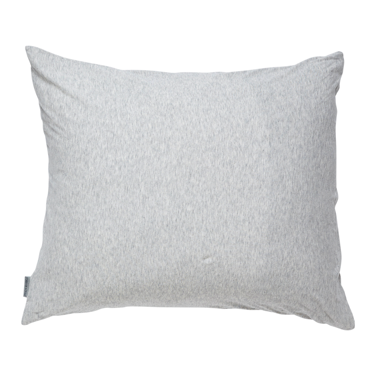 Marbäck - Pillowcase - Light Grey Melange