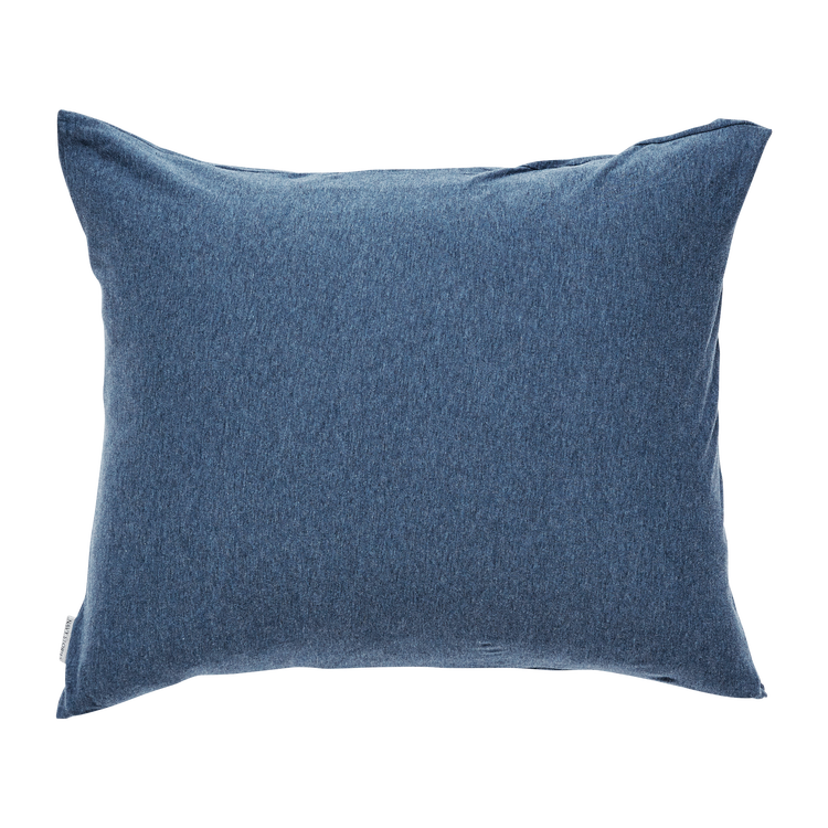 Marbäck - Pillowcase - Navy Melange