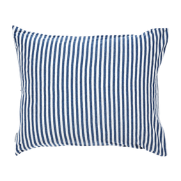 Marbäck - Pillow - Navy Stripe