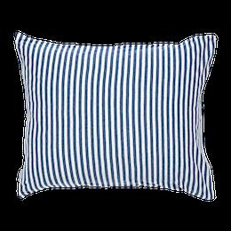 Marbäck - Pillowcase - Navy Stripe