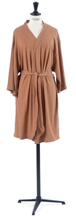 Marbäck - Kimono - Brun melange