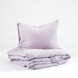 Marbäck – Bedset – Pink Melange