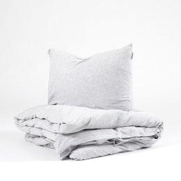 Marbäck – Bedset – Light Grey Melange