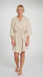 Marbäck - Kimono - Beige melange