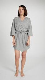 Marbäck – Kimono – Grey Melange