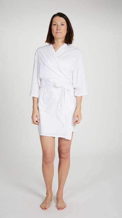 Marbäck - Kimono - Vit