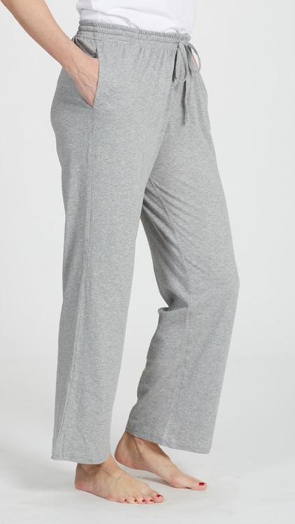 Marbäck - Pyjamasbyxa - Grå melange