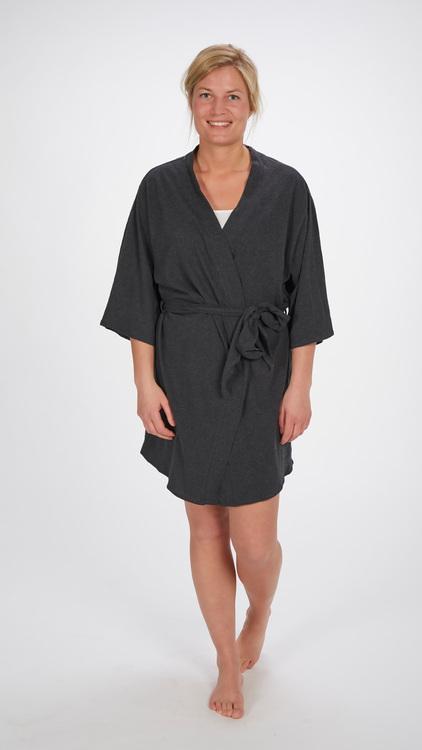Kimono - Antracit melange