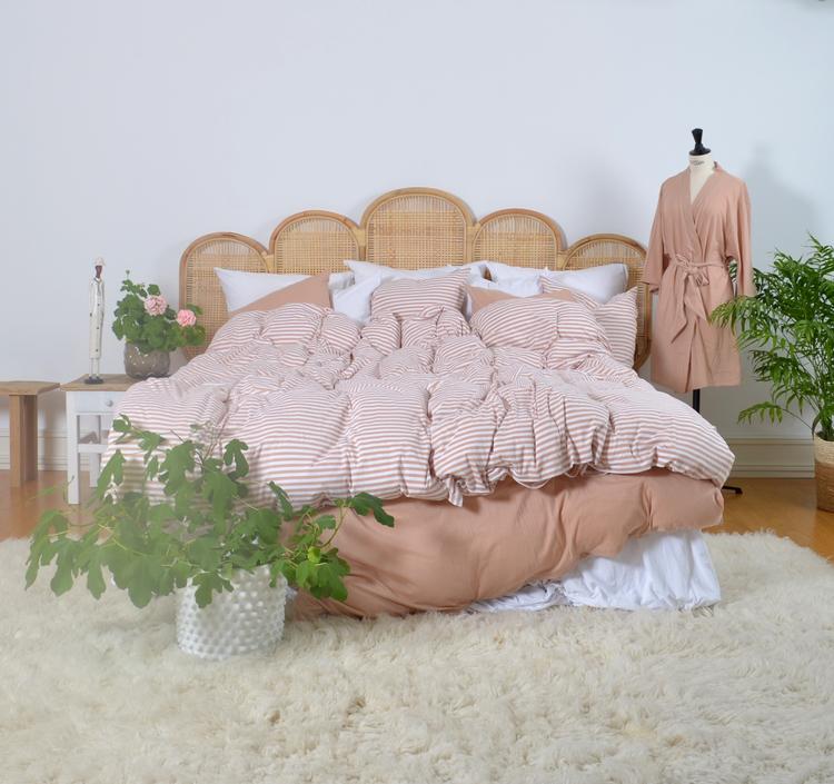 Marbäck - Kimono - Dimrosa