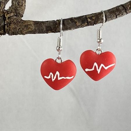 Hjärta EKG