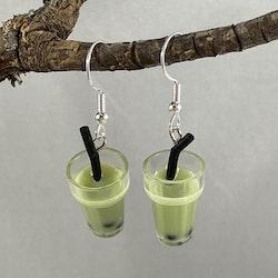 Glas grön