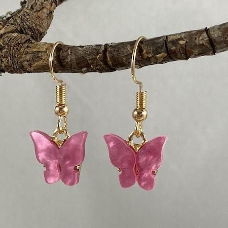Fjärilar cerise