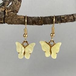 Fjärilar gula