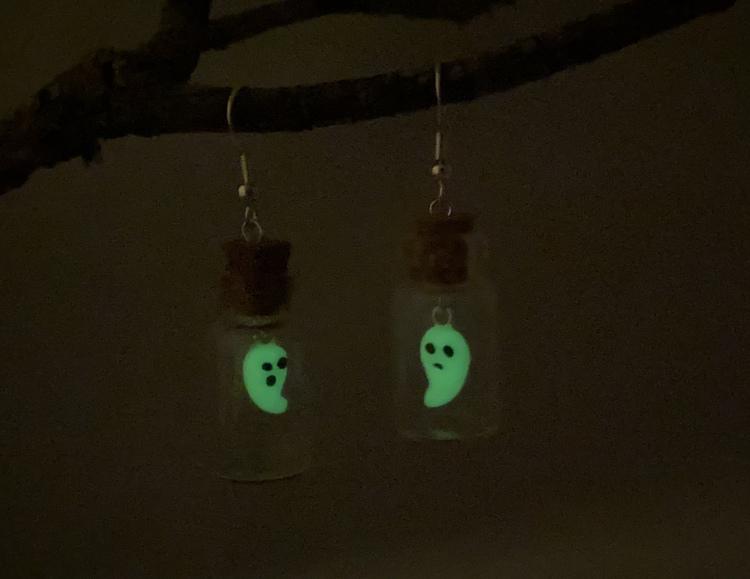 Spöke i flaska