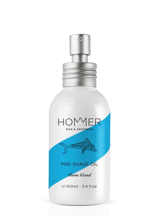 Hommer Pre-shave oil