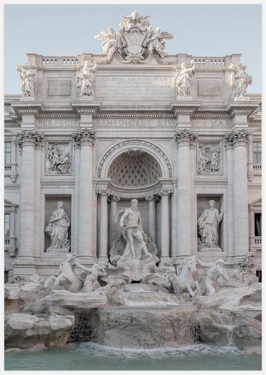 Fontana di Trevi i Rom