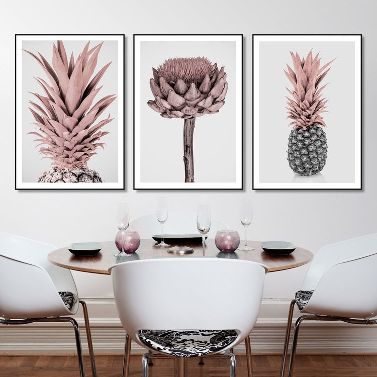 Light Pink Pineapple 2
