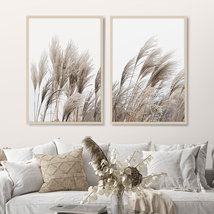 Gallery Wall Reeds