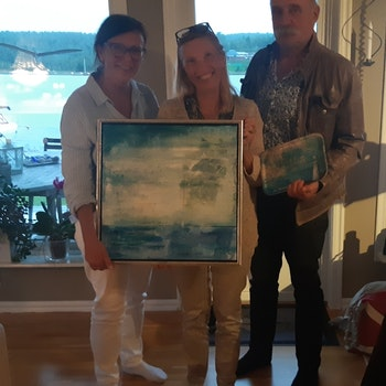 """Segling i Gotlands farvatten"""
