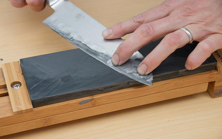 Knivslipningsutbildning Masahiro Knife Acedemy