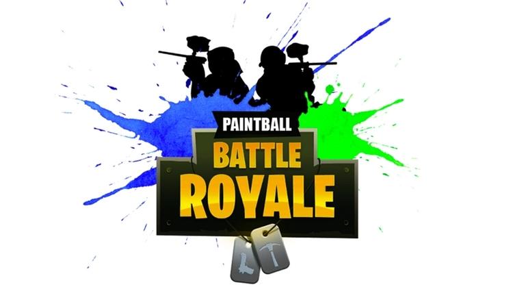 Paintball Battle Royale - halvdag