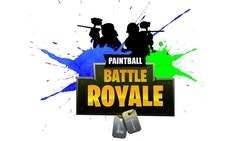 Paintball Battle Royale - halvdag
