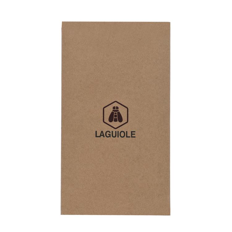 Laguiole ostset (2 ostknivar och smörkniv)