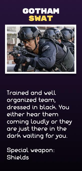 Magfed Paintball - Gotham SWAT team