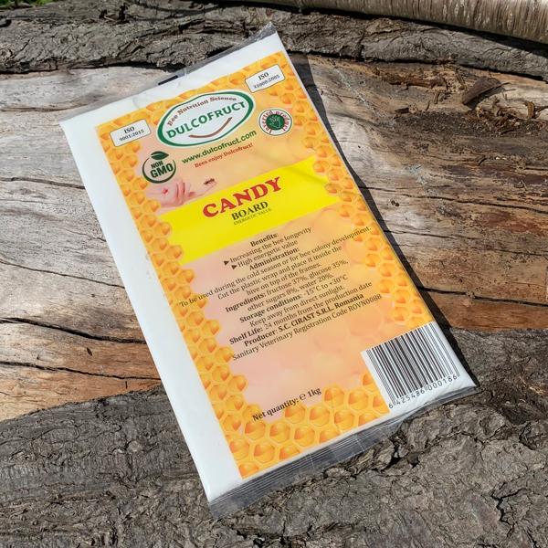 Candy Board Energetic Value 1 kg – Låda
