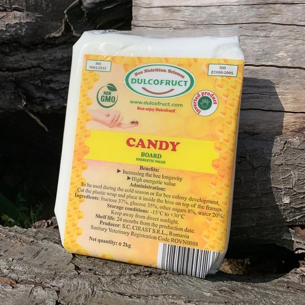 Candy Board Energetic Value 2 kg – Låda