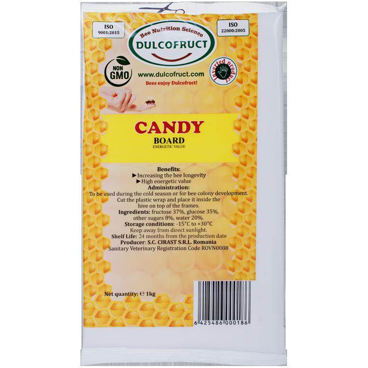 Candy Board Energetic Value – Påse