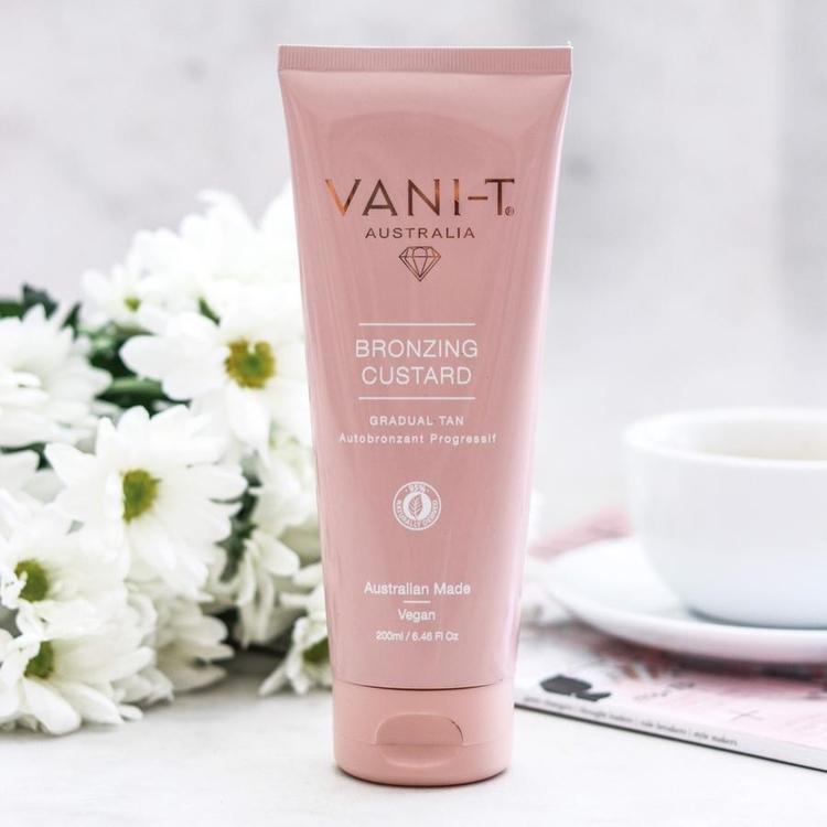 Vani-T Bronzing Custard