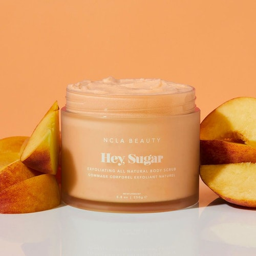 HEY, SUGAR PEACH BODY SCRUB