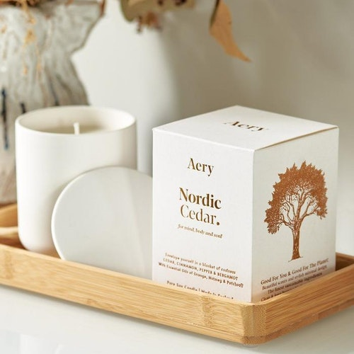 Nordic Cedar duftlys