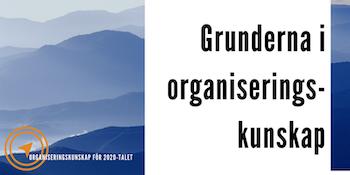 Delkurs 1 (av 3): Grunderna i organiseringskunskap