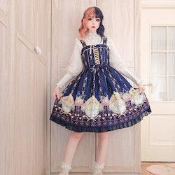 Sweet Moment Lolita - Idun's Garden JSK