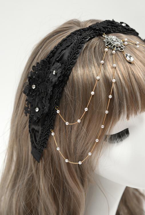 Beautiful Bud - Pianist's Lover 2.0 Headdress/Choker