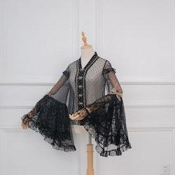Forest Wizard - Fairy garden blouse