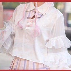 [Pre-order] Suiyi - Heartbeat Melody Blouse