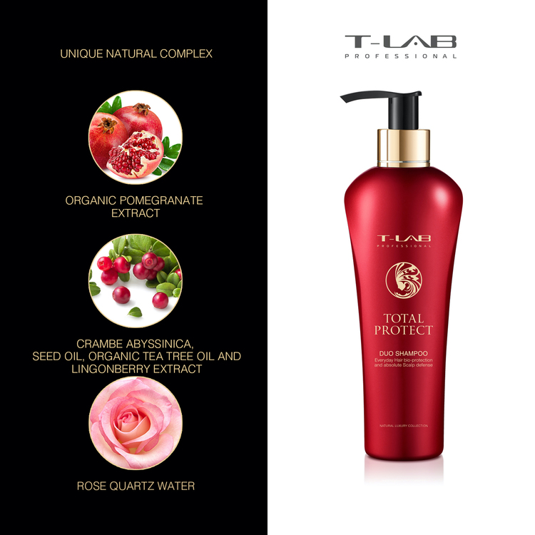 T-LAB Total Protect Schampo 300 ml