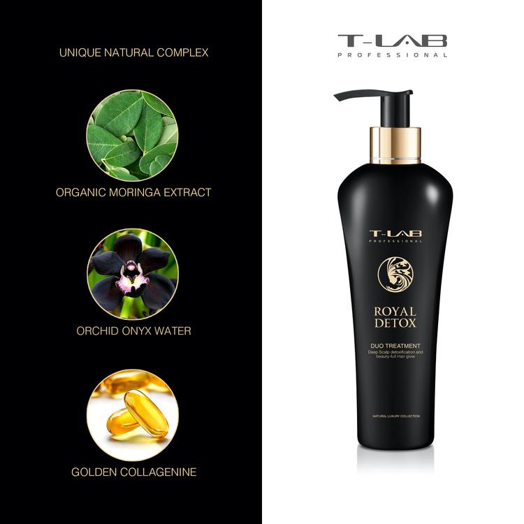 T-LAB Royal Detox Balsam 300 ml