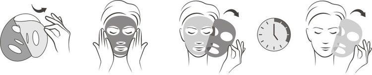 Lecler Express Refresh Silky Sheet Mask