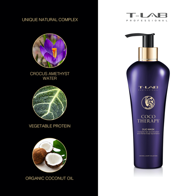 T-LAB Coco Therapy Balsam/Mask 300 ml