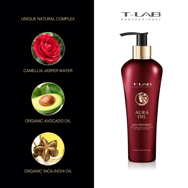T-LAB Aura Oil Balsam 300 ml