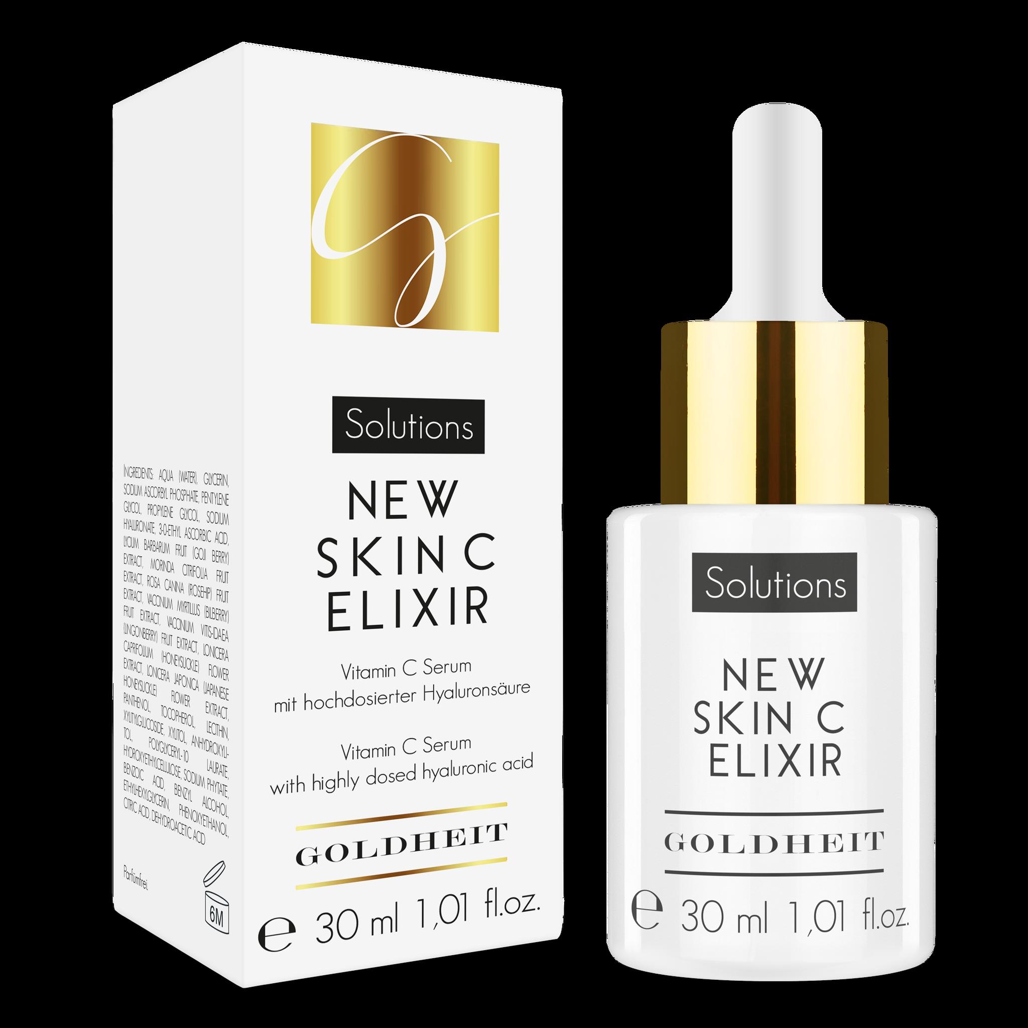 New Skin C Elixir 30 ml