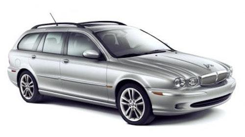 Jaguar X-type combi