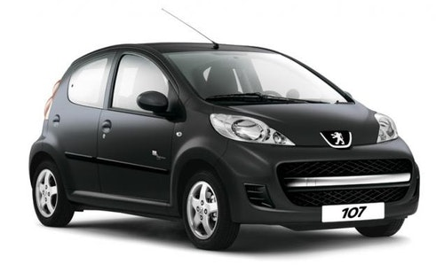 Peugeot 107 5-d
